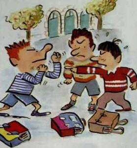 Apprendre à se battre sur l-ecole-a-la-maison.com